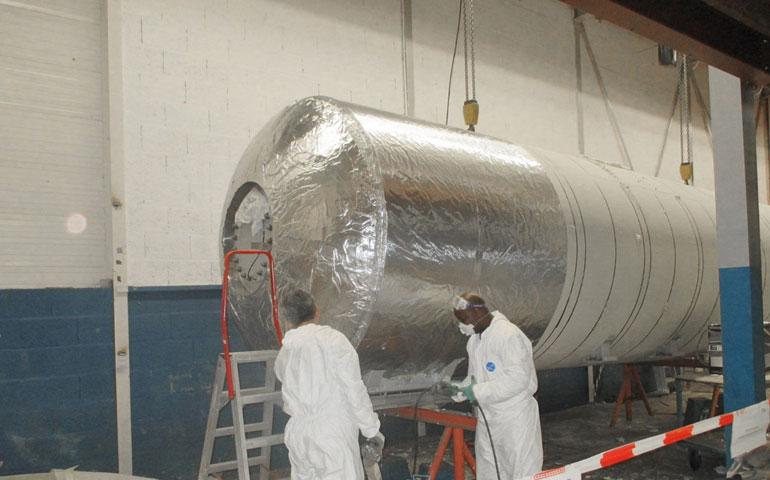 Cold Amp Cryogenic Insulation Isolatie Combinatie